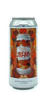 Evil Twin NYC / Burley Oak - Orange Vanilla Cola J.R.E.A.M