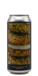 Evil Twin NYC - Oatmeal Marshmallow Creme Pie