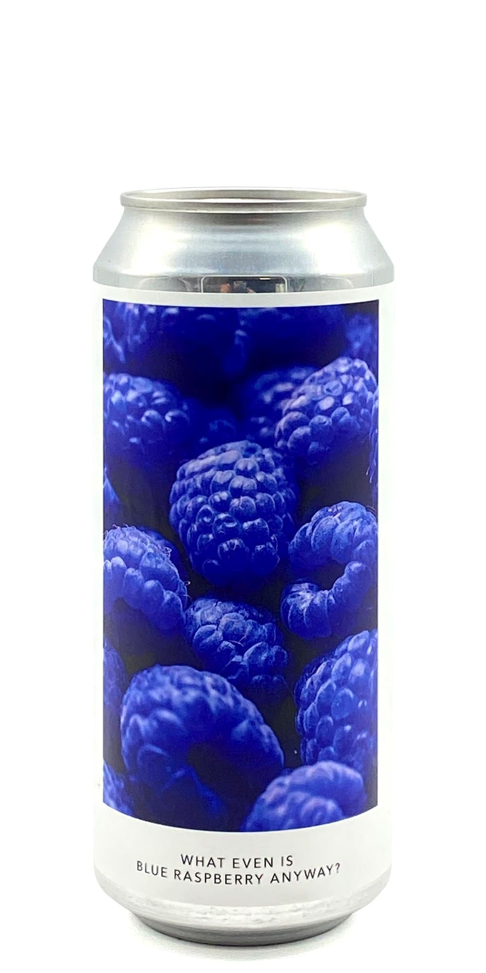 Evil Twin Brewing NYC - What Even Is Blue Raspberry Anyway? - Drikbeer - Order Craft Beer Online