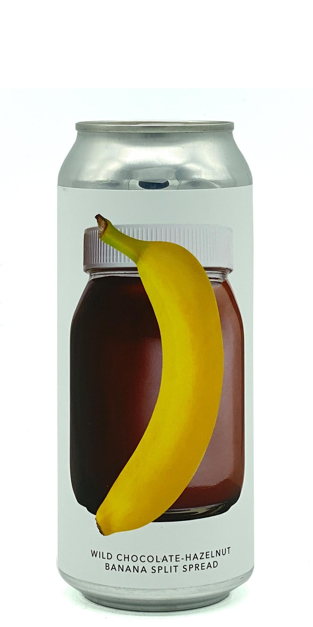 Evil Twin Brewing NYC - Wild Chocolate-hazelnut Banana Split Spread - Drikbeer - Order Craft Beer Online