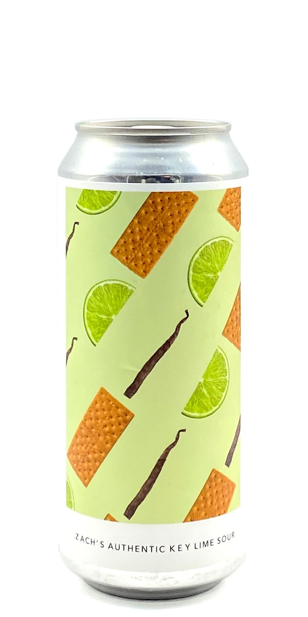 Evil Twin Brewing NYC - Zach's authentic Key Lime Sour - Drikbeer - Order Craft Beer Online