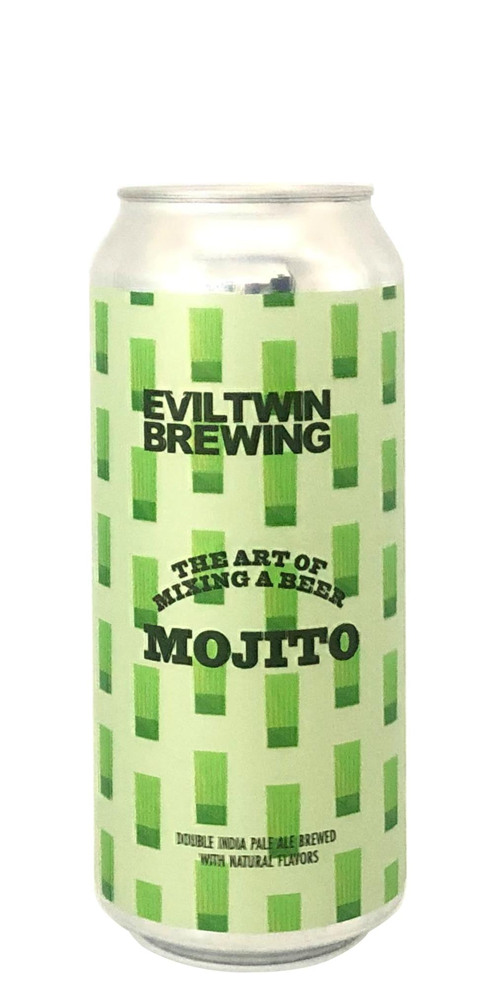 Evil Twin Brewing - The Art Of Mixing A Beer Mojito - 473ml - Drikbeer - Order Craft Beer Online