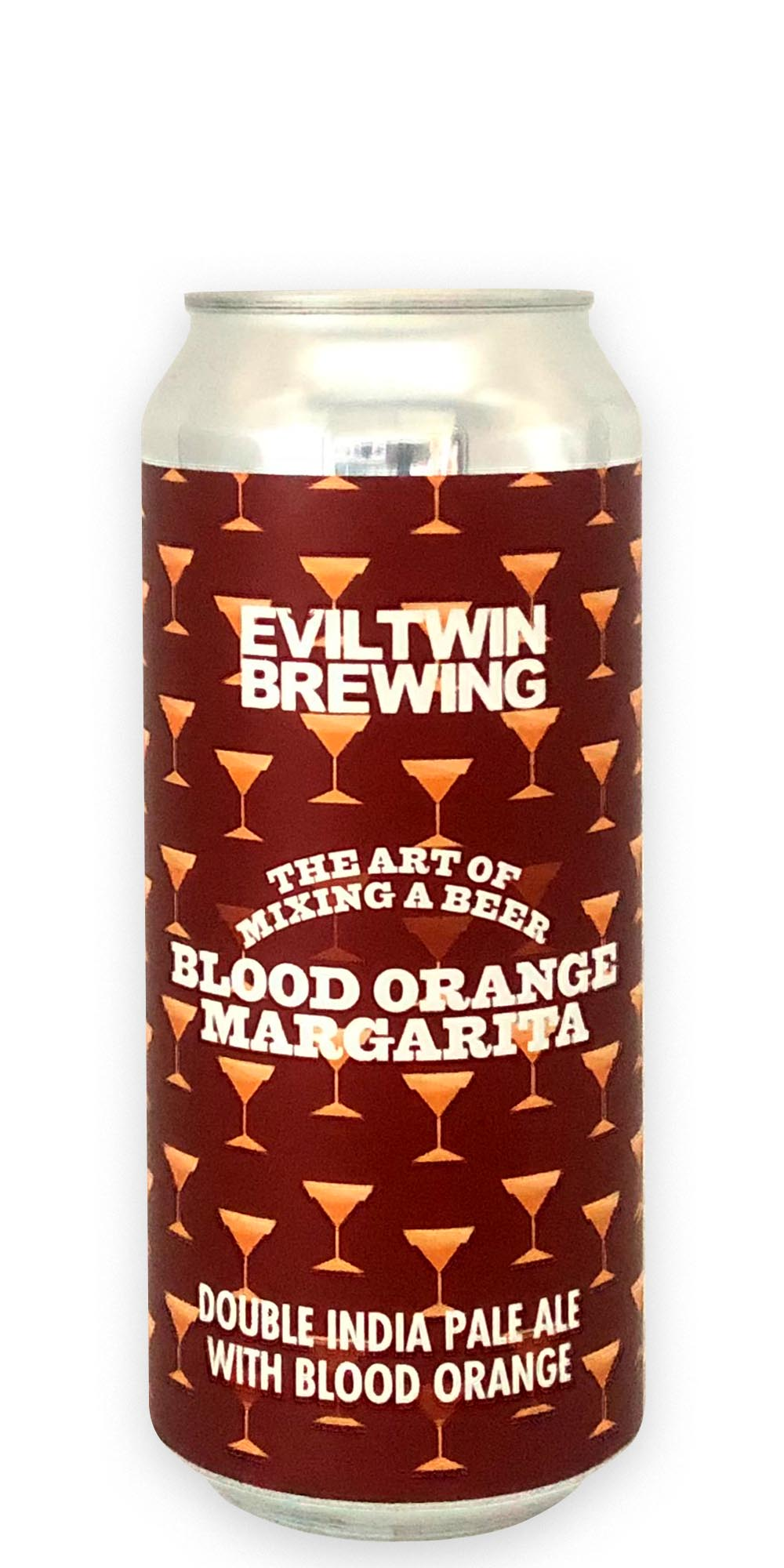 Evil Twin Brewing - Blood Orange Margarita - 473ml - Drikbeer - Order Craft Beer Online