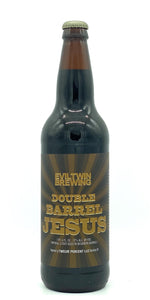 Evil Twin Brewing - Double Barrel Jesus - 2015 - Drikbeer - Order Craft Beer Online