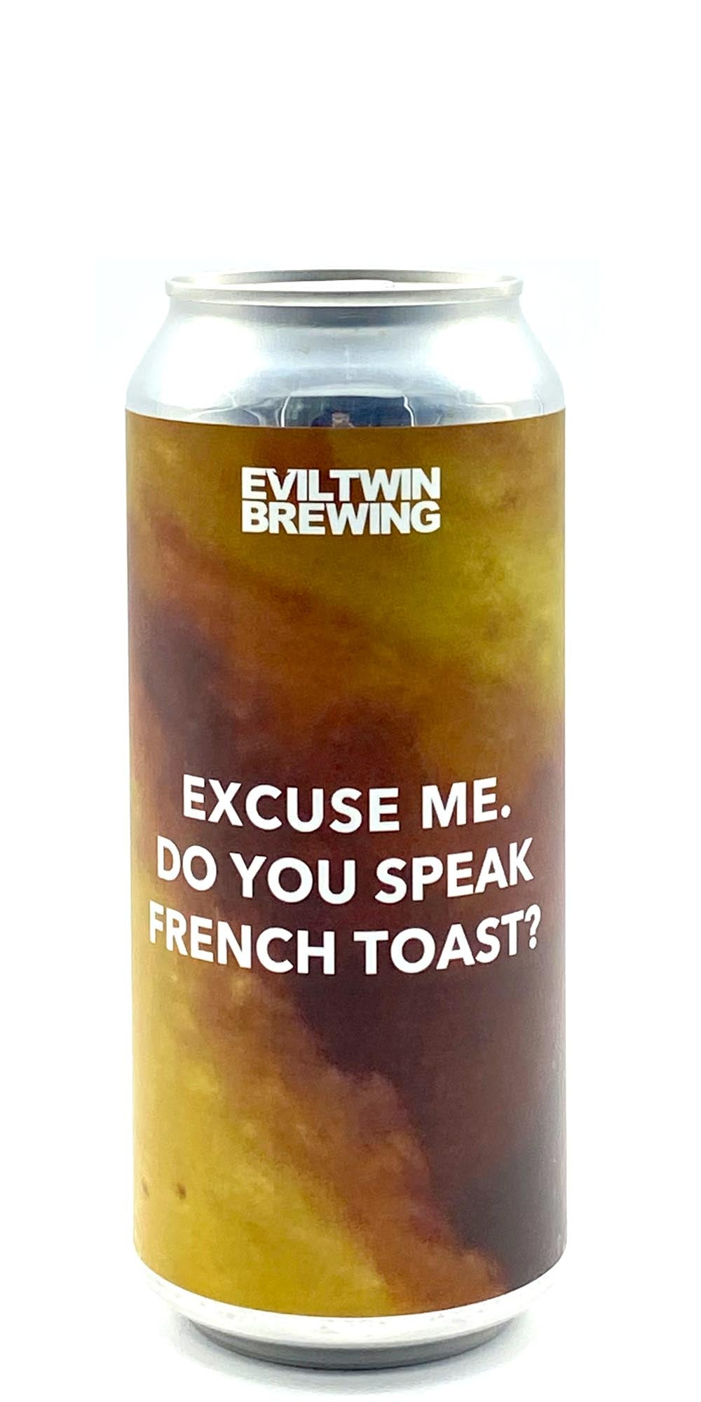 Evil Twin Brewing - Excuse Me, Do You Speak French Toast? - Drikbeer - Order Craft Beer Online