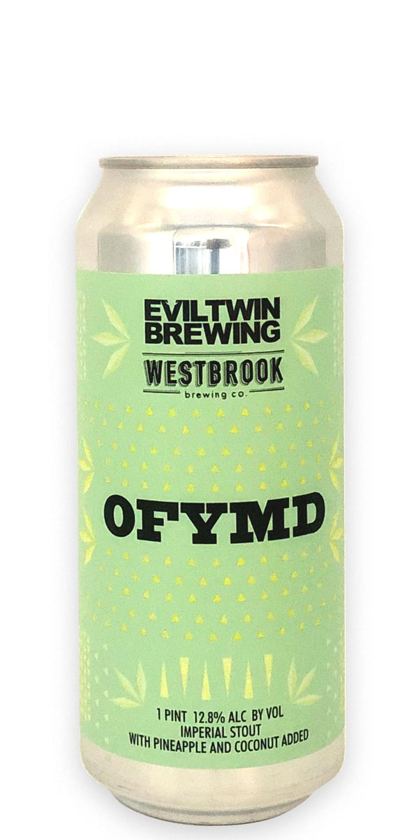 Evil Twin Brewing / Westbrook Brewing - OFYMD - 473ml - Drikbeer - Order Craft Beer Online
