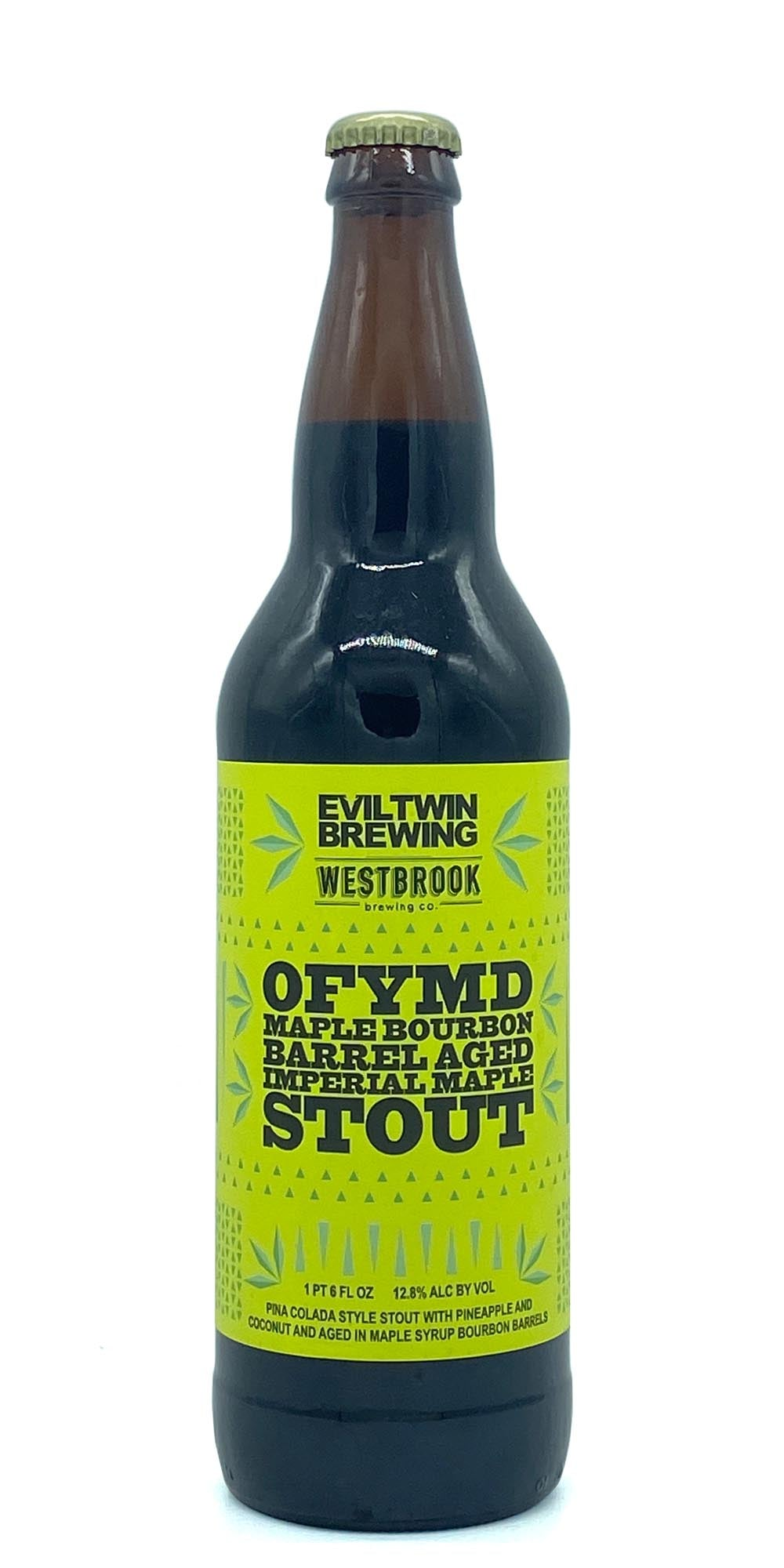 Evil Twin / Westbrook - Maple Syrup Bourbon BA OFYMD
