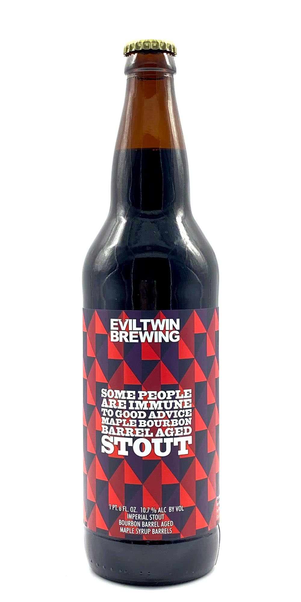 Evil Twin Brewing - Some People Are Immune to Good Advice - Drikbeer - Order Craft Beer Online