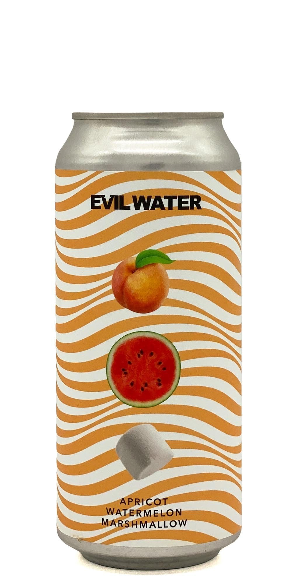 Evil Water Apricot Watermelon Marshmallow - Drikbeer - Order Craft Beer Online