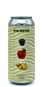 Evil Water - Blackberry, Apple, Ginger