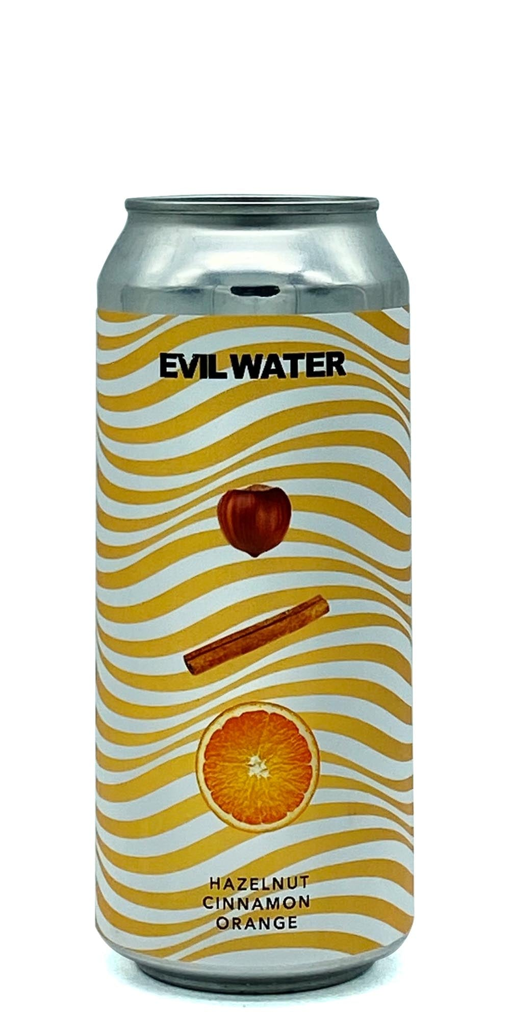 Evil Water - Hazelnut, Cinnamon, Orange