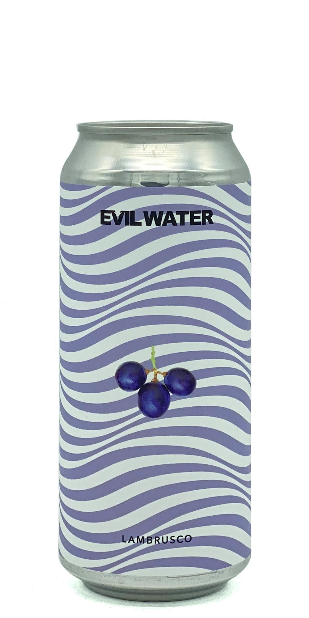 Evil Water - Lambrusco - Drikbeer - Order Craft Beer Online