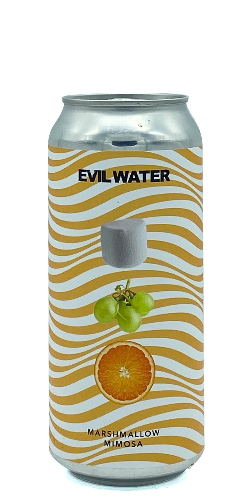 Evil Water - Marshmallow Mimosa - Drikbeer - Order Craft Beer Online