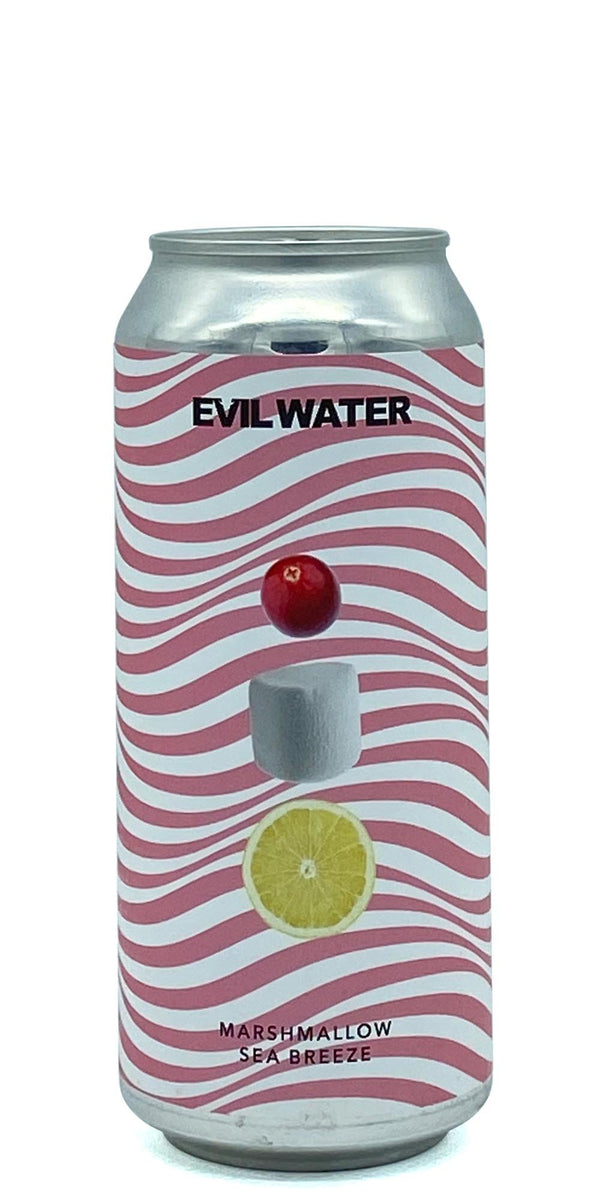 Evil Water - Marshmallow Sea Breeze