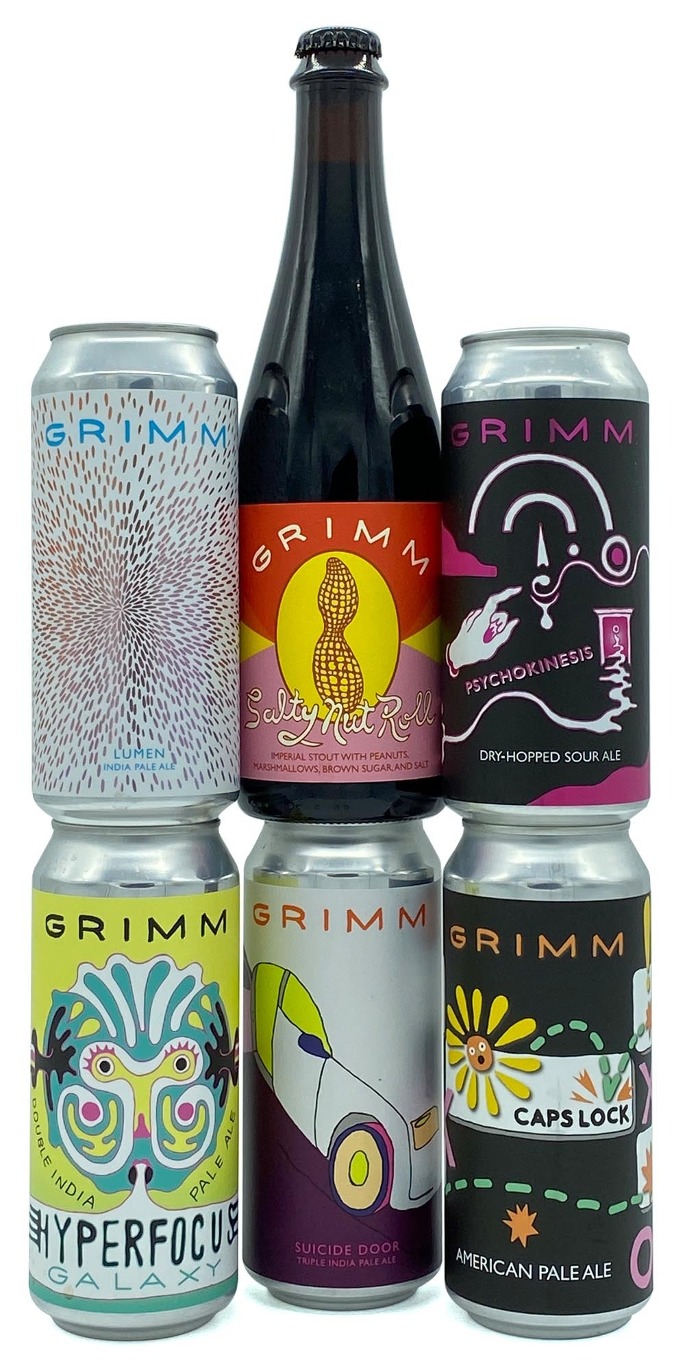 Grimm Artisanal Ales - September '20 Bundle