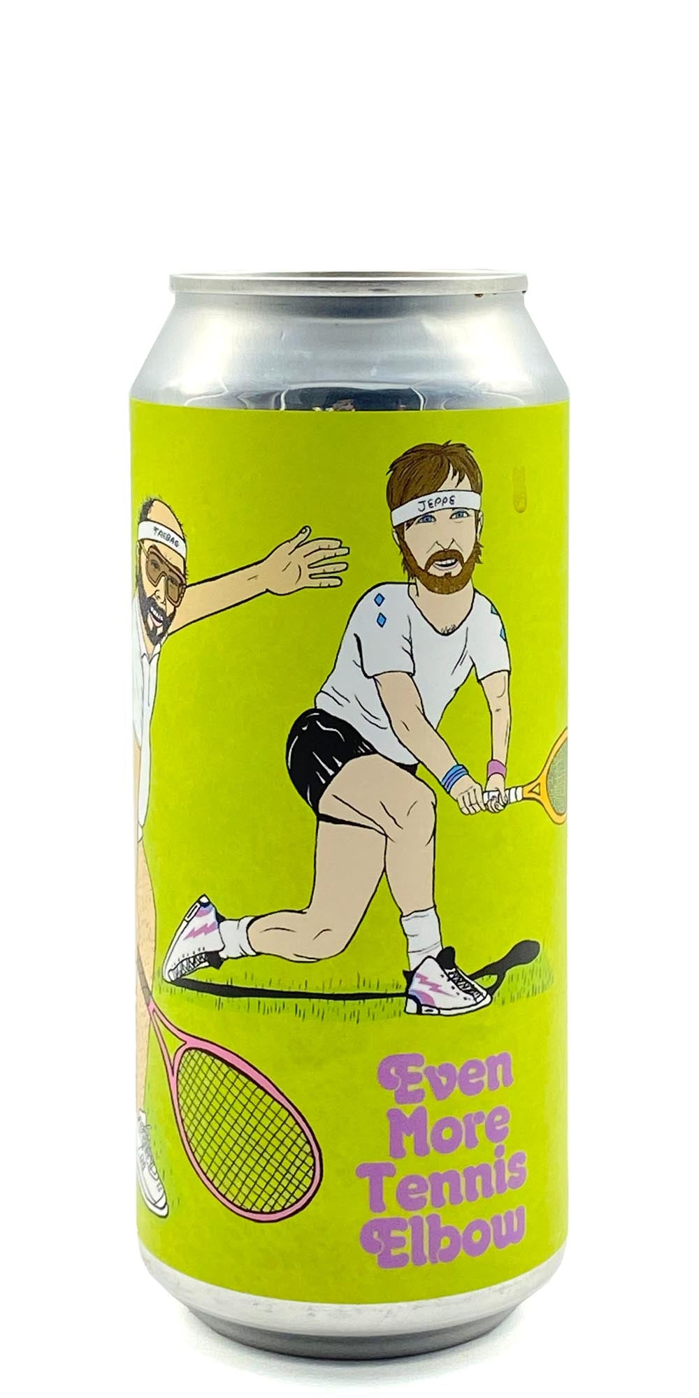 Hoof Hearted Brewing / Evil Twin Brewing - Even More Tennis Elbow - Drikbeer - Order Craft Beer Online