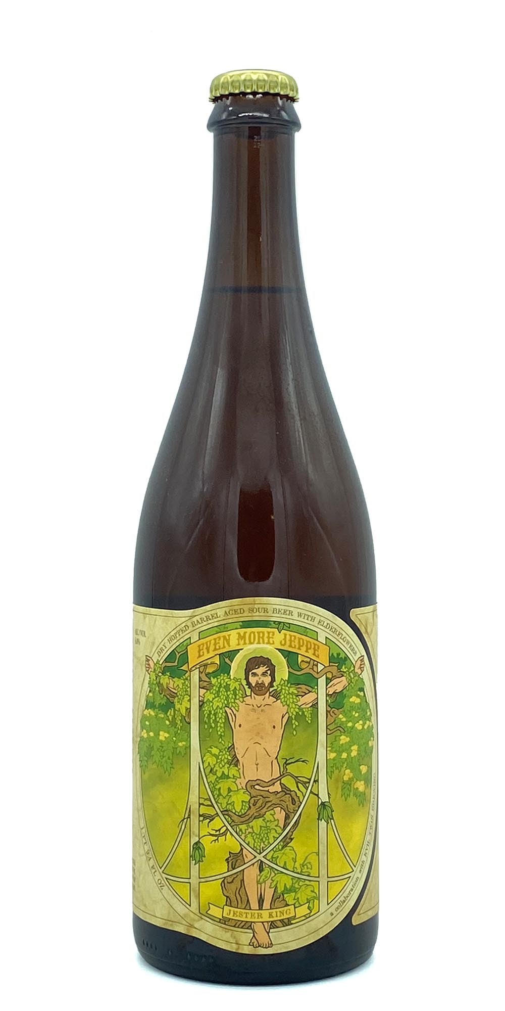 Jester King / Evil Twin Brewing - Even More Jeppe