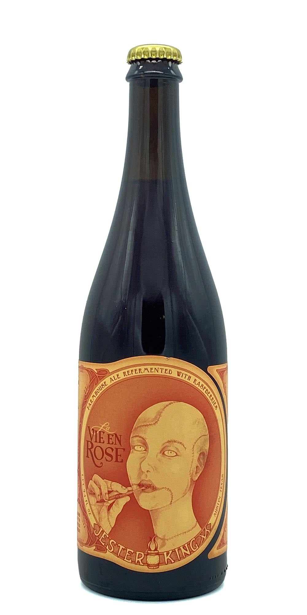 Jester King - La Vie En Rose Batch #9