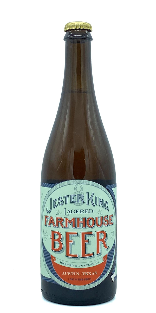 Jester King - Lagered Farmhouse Beer Batch #2