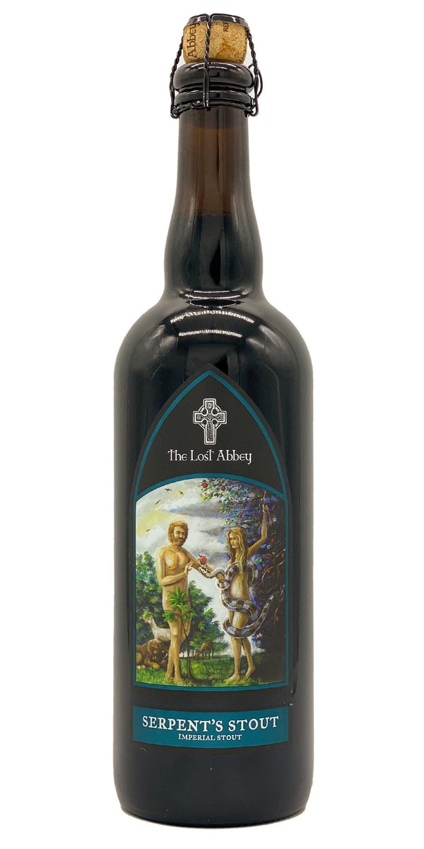 Lost Abbey - Serpent's Stout 2020 - Drikbeer - Order Craft Beer Online