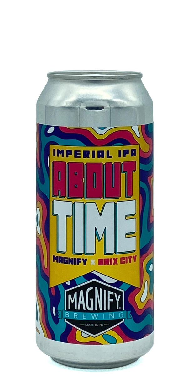 Magnify Brewing / Brix City - About Time
