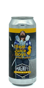 Magnify Brewing - Real Juice Boys of New Jersey
