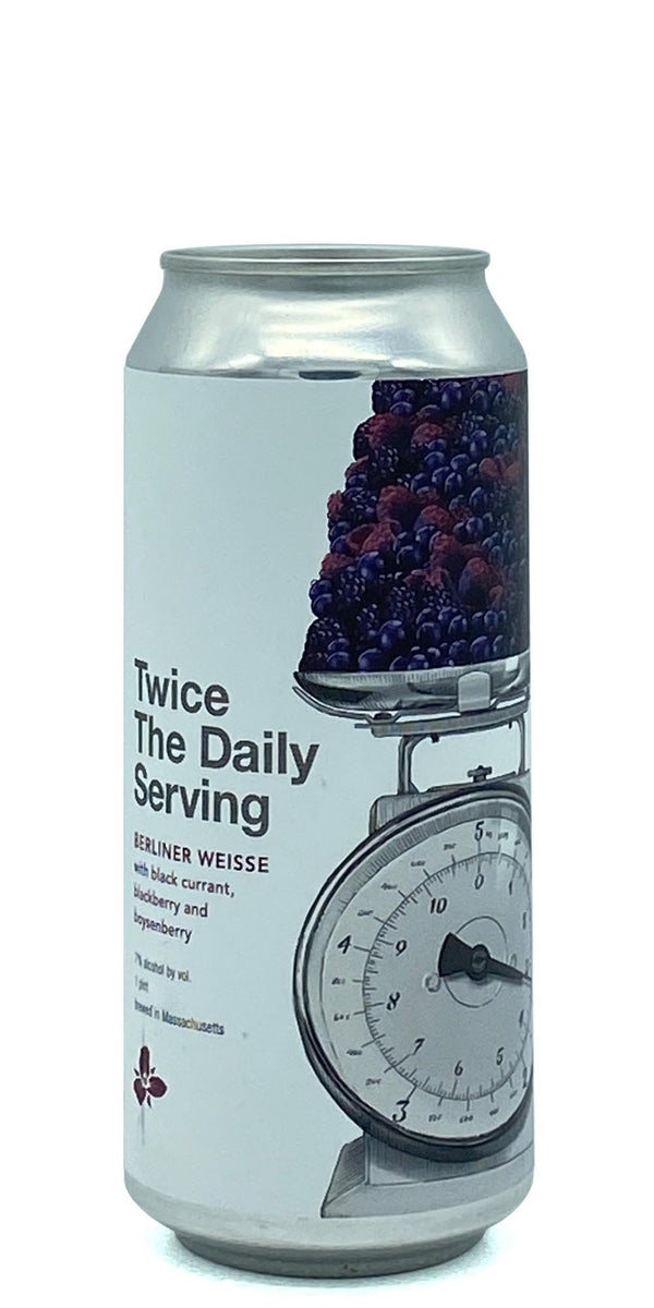 Trillium - Twice the Daily Serving: Black Currant, Blackberry & Boysenberry