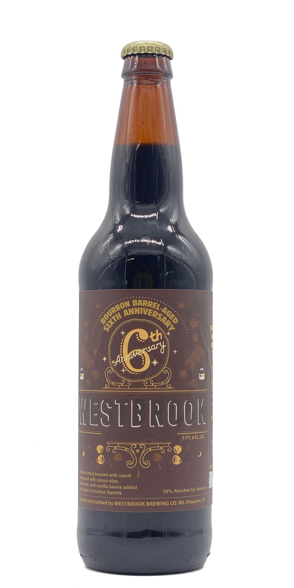 Westbrook Brewing - BA Bourbon 6th Anniversary 2018