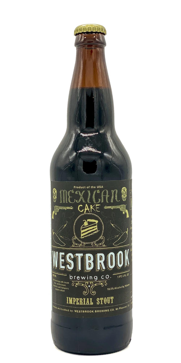 Westbrook Brewing - Mexican Cake 2020 - Drikbeer - Order Craft Beer Online