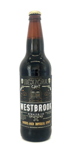 Westbrook Brewing - BA Maple Bourbon Mexican Cake 2018 - 650ml - Drikbeer - Order Craft Beer Online