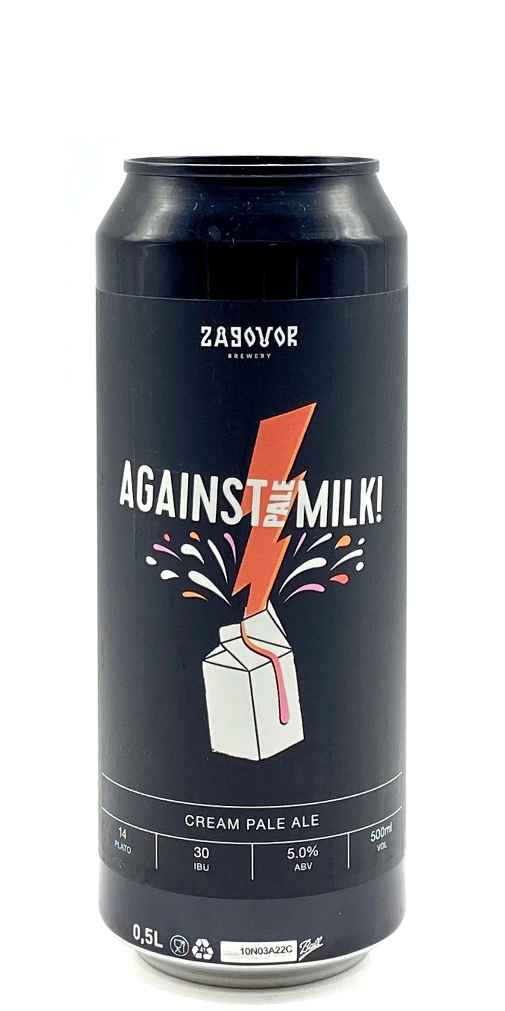 Zagovor Brewery - Against Pale Milk - Drikbeer - Order Craft Beer Online