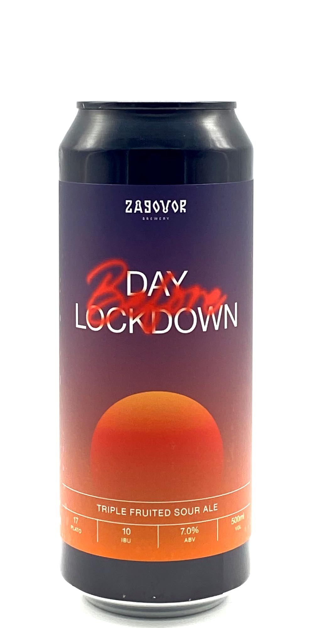 Zagovor Brewery - Day Before Lockdown - Drikbeer - Order Craft Beer Online