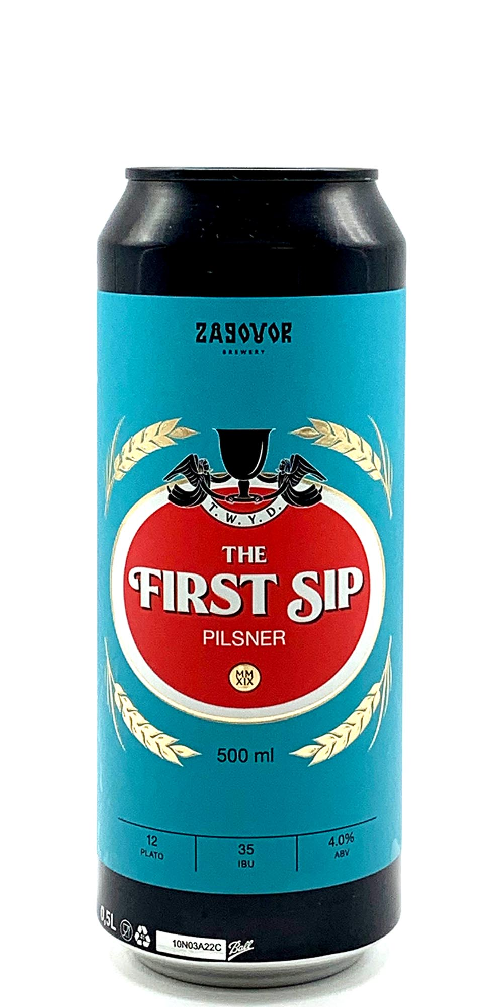Zagovor Brewery - The First Sip - Drikbeer - Order Craft Beer Online