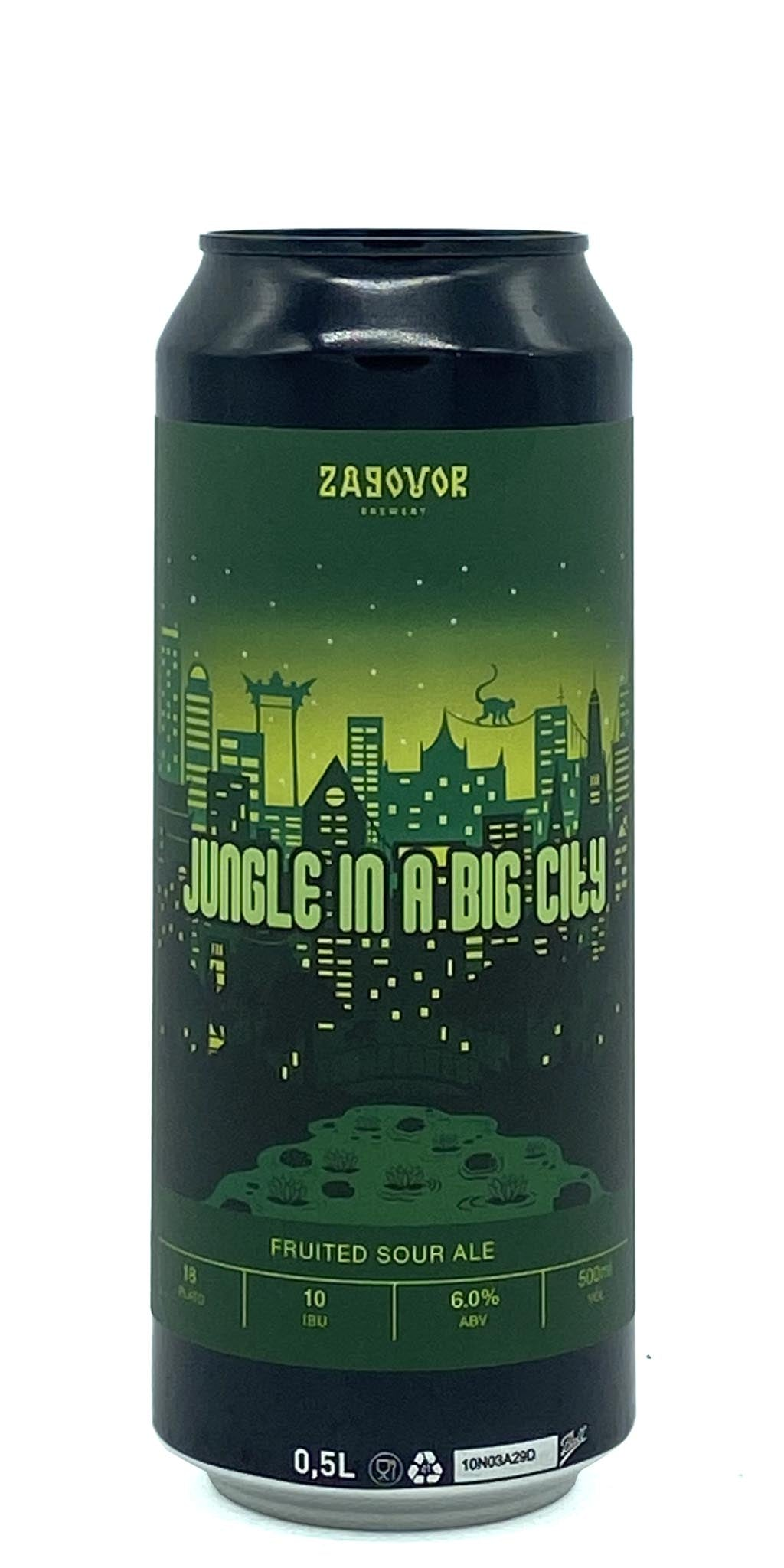 Zagovor Brewery - Jungle in a Big City