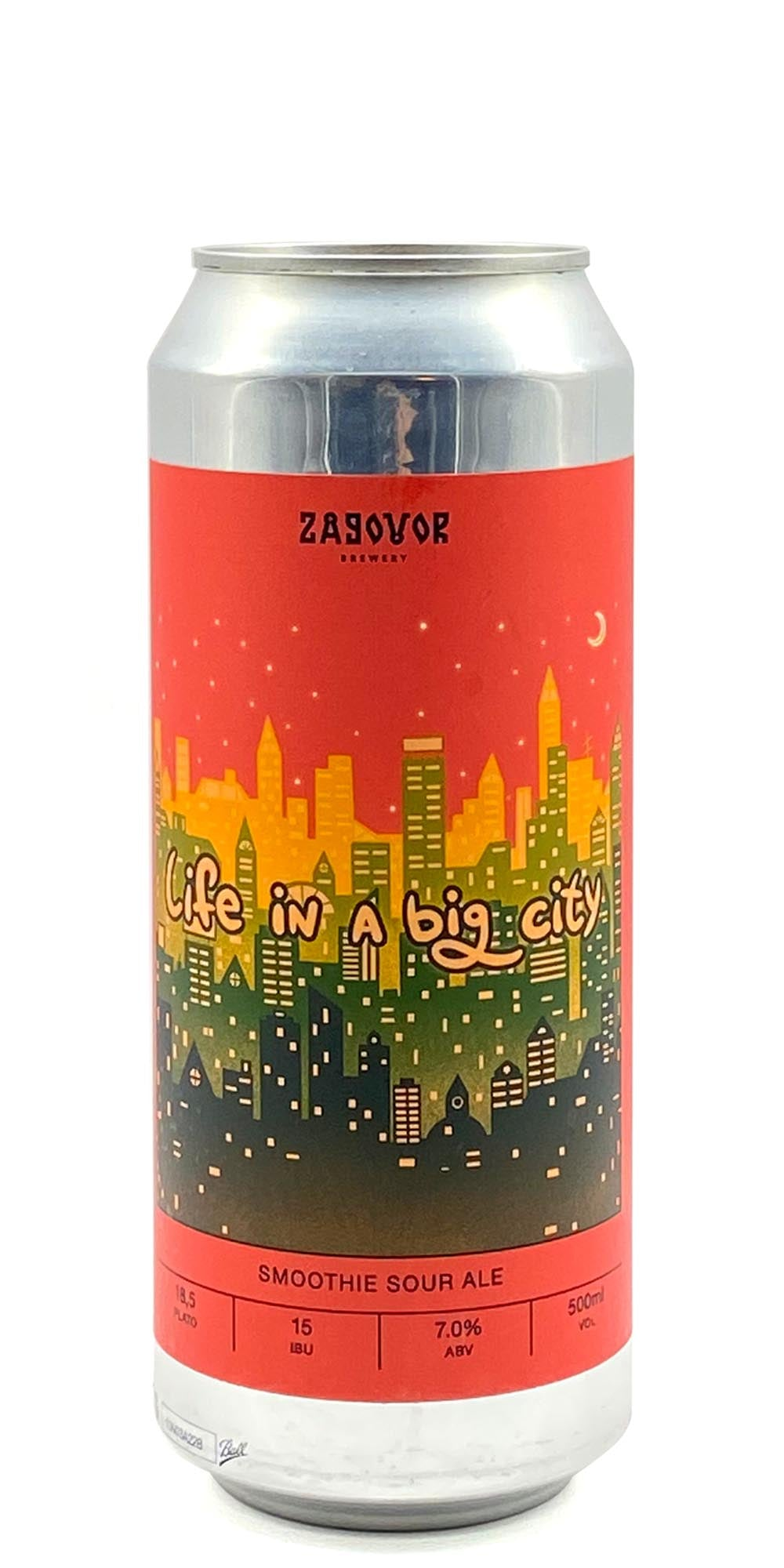Zagovor Brewery - Life in a Big City - Drikbeer - Order Craft Beer Online