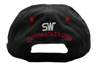 Seth Wadley Tiger King Hat - Black