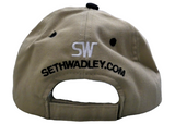Seth Wadley Tiger King Hat - Khaki