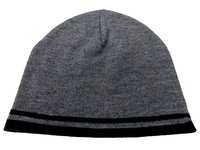 Gray Chevrolet Beanie w/White Text