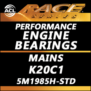 ACL Race Bearings, Mains: 5M1985H-STD