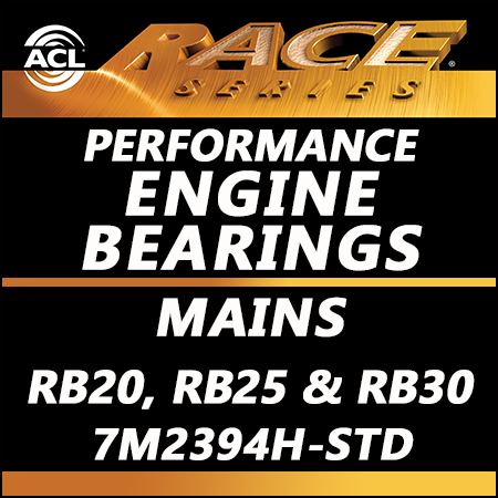 ACL Race Bearings, Mains: 7M2394H-STD