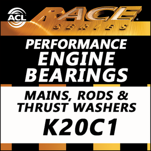 ACL Race Bearings, Mains, Rods & Thrust Washers: 5M1985H-STD; 4B1972H-STD; 1T1957-STD