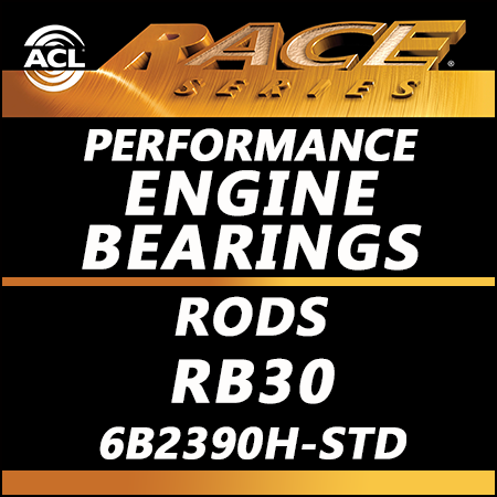 ACL Race Bearings, Rods: 6B2390H-STD