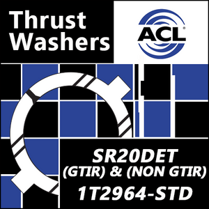 ACL Thrust Washers: 1T2964-STD