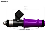 Injector Dynamics Fuel Injectors - The ID1300x² for SR20DET FWD (14mm)