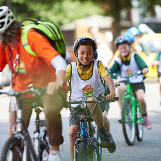 Get Ready for Bikeability with a FREE Bike safety check for kids.