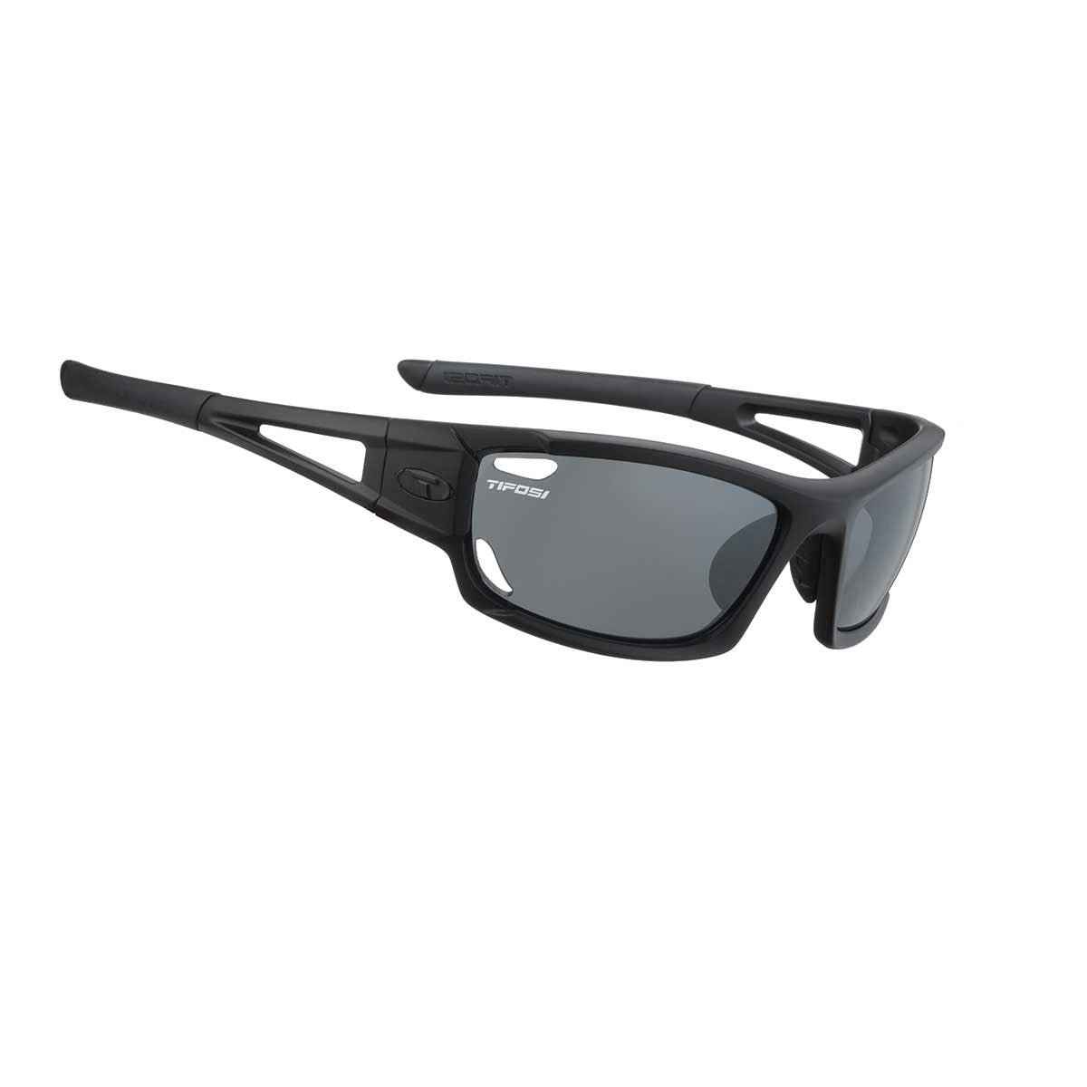 TIFOSI DOLOMITE 2.0 INTERCHANGEABLE SMOKE LENS SUNGLASSES