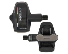 LOOK KEO 2 MAX Pedal CroMo axle w/ KEO Cleat Black 125g