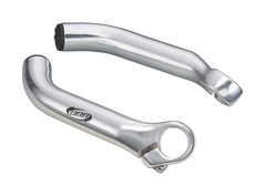 BBB BBE-07 - CLASSIC BAR ENDS (SILVER)