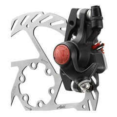 Avid BB5 - MTB - Black - 160mm G2CS Rotor (Front or Rear-Includes IS Brackets, Rotor Bolts)