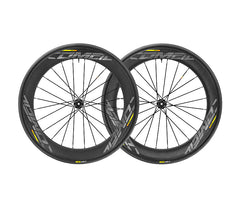 MAVIC COMETE PRO CARBON SL C UST DISC 6 BOLT WHEELSET 2018